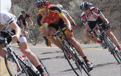 Local Taylor Shelden signs with Jelly Belly Cycling Team