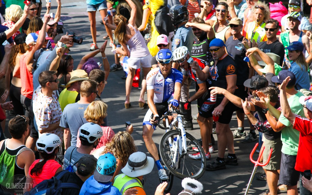 Pro Cycling Is Back In Breckenridge!